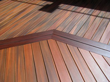 Composite Deck, Columbia, MD